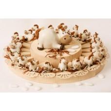 Horse  Favor Cake