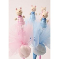 Teddy Pencil  favour sweets treat