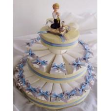 Boy's Communion Favour Cake