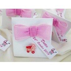 Christening favor & personalised chocolate Combo