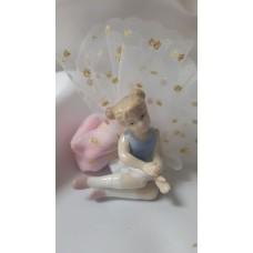 Communion Girl Figurine