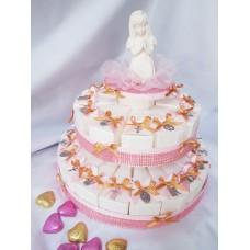 Girls Communion Favour Cake