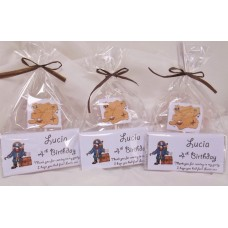 Pirate Chocolate and lolly pop set