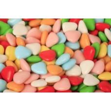 Mini chocolate hearts