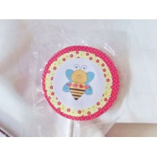 Birthday Girl Lolly Pop and Personalized Chocolate set