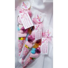 CONFIRMATION SWEET CONES PINK DOVE