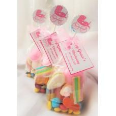 Christening Sweet bags (girl)