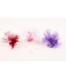Heart Spray Wedding Favours
