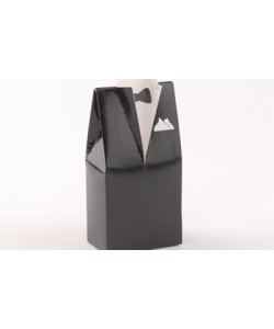 Black Tuxedo Wedding Favour