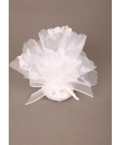 Chalice Tulle First Communion Favour