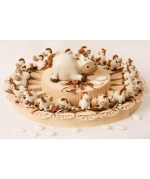 Cavallo Birthday Favour Cake