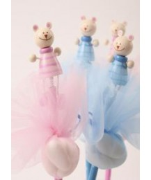 Teddy Pencil  Birthday Party Favours