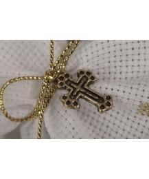 Crucifix Charm Favour