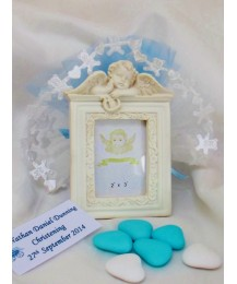 Angel Picture Frame (Boys)