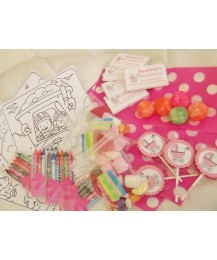 Christening Girl Party bags