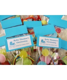 Christening Sweet Bags (Boy)