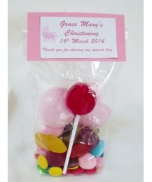 Christening Sweet bags (girl)