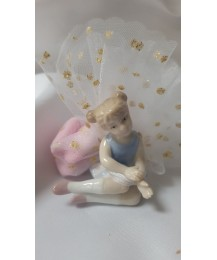Communion Girl Figurine