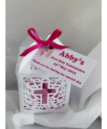 First Holy Communion Cross box