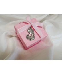 Madonna & Child vintage favour box (Girl)