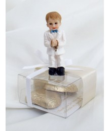 Praying Boy Communion Favour