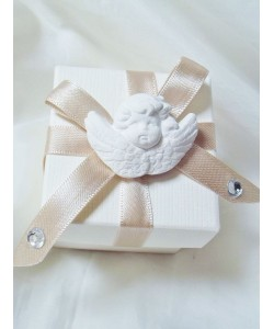 Scented Angel Favor Box