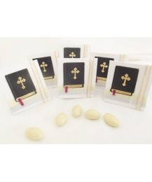 Communion book favour bustina