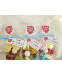 Arsenal Sweet Cones