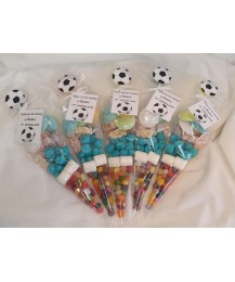 Football Party Cones