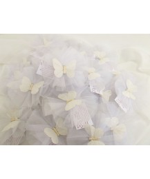 Confirmation Butterfly favours