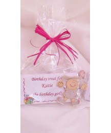 Birthday Girl Personalised Chocolate bar