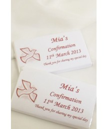Confirmation Personalised Children bar